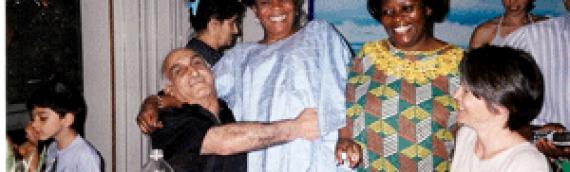 Une fête africaine 2007